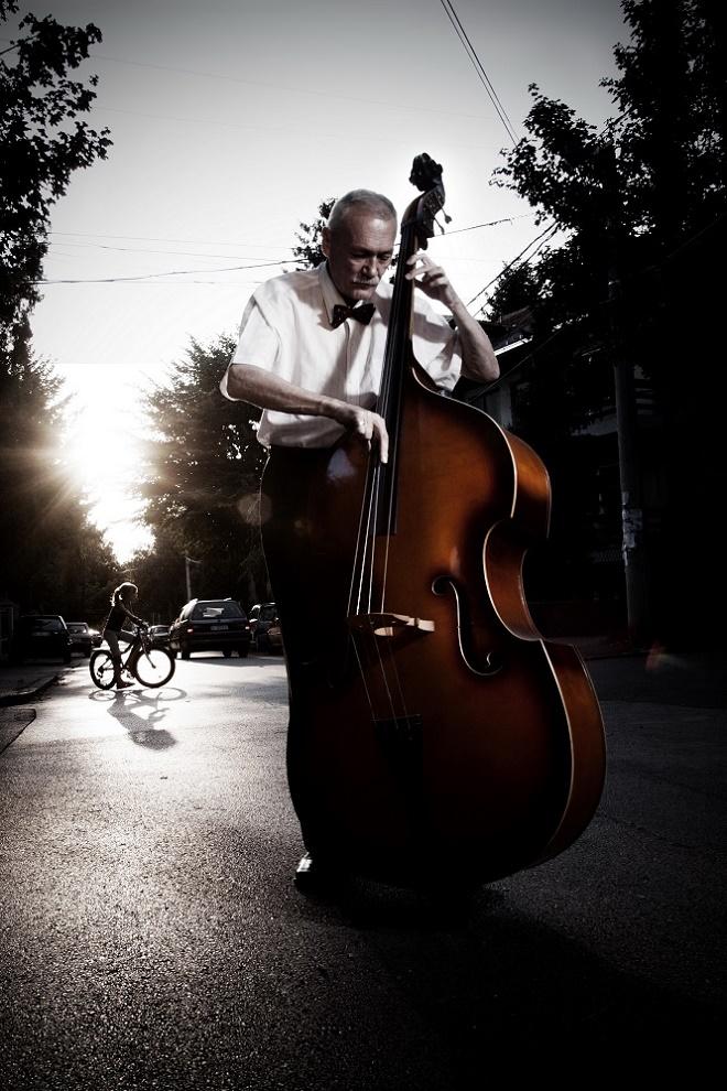 Bass Passion - Mihailo Miša Blam (foto: Ivan Grlić)
