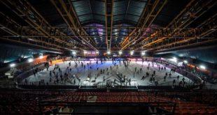 Ledena dvorana Pionir: Klizanje