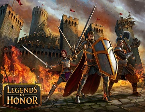 Igrice - Legends od Honor