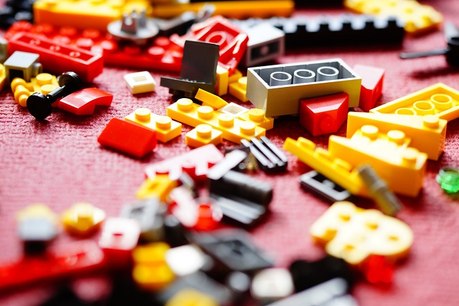 Lego - Gradimo zajedno