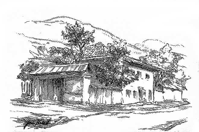 Muzej nauke i tehnike - Jovan Krizek - Kuća sa kapijom, 30 godine 20. veka