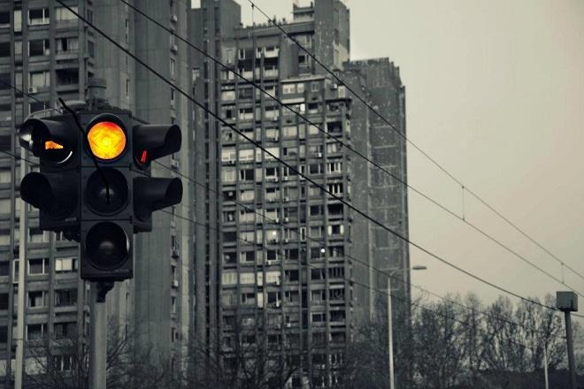 Novi Beograd (foto: Isidora Budanović)