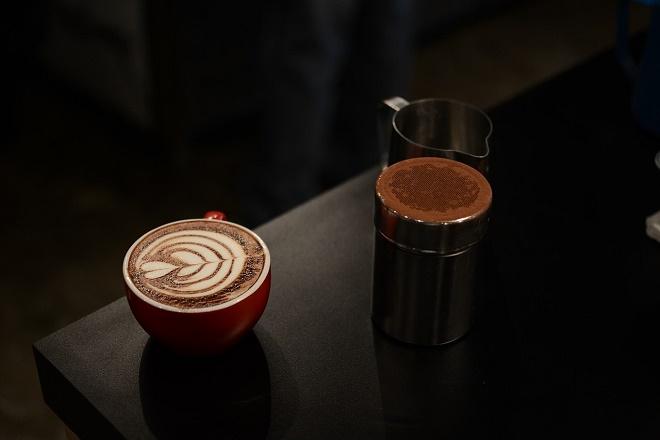 Serbian Latte Art championship 2015