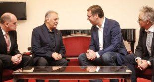 Zubin Mehta u Beogradu - najavljena igradnja nove koncertne dvorane