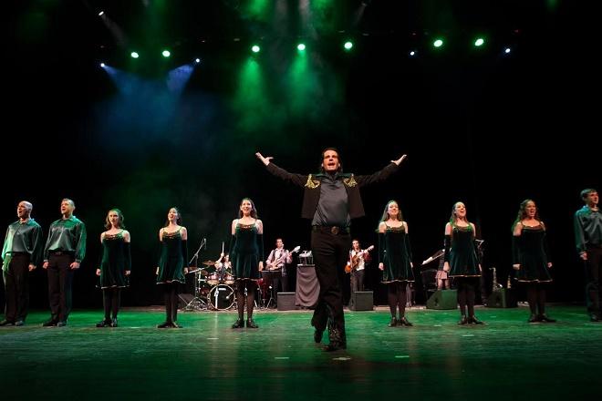 Jair Verdiger - irski ples, prvi koraci