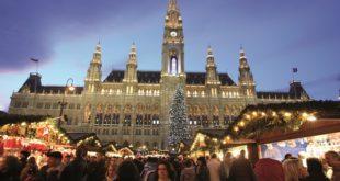 Beč - božićni bazari