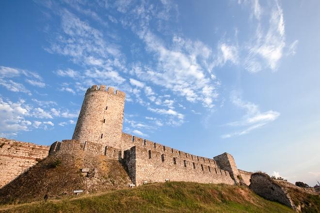 Beogradska tvrđava na Dunavu