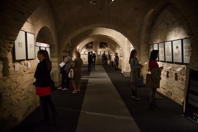 Direr i njegovi savremenici - posetioci izložbe