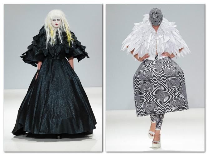 Belgrade Fashion Week Showcase - Ivana Pilja