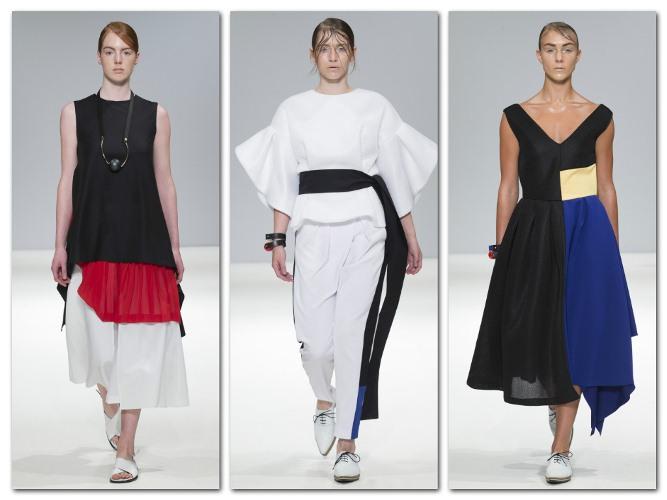Belgrade Fashion Week Showcase - Vlada Savić