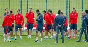 Fudbal: Srbija - Portugalija