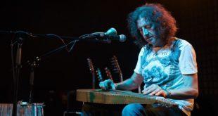 Bluz gitarista Gvin Ešton