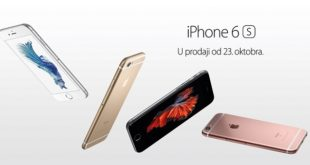 iPhone 6s i iPhone 6s Plus telefoni