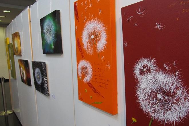Izložbe: Biljana Ristić
