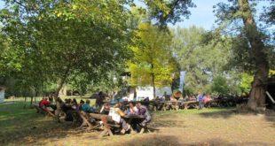 Veliko ratno ostrvo: Jesenji kamp