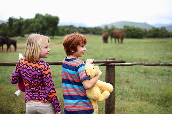 Kids fest - Kasper i Ema na safariju