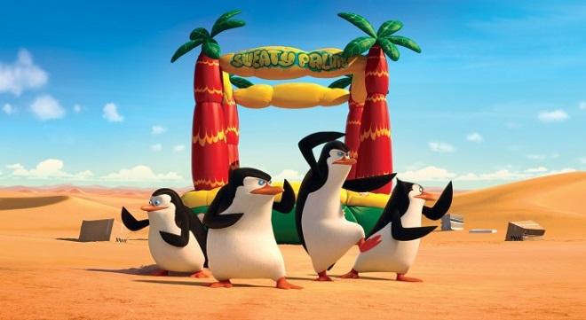 Kids Fest - Pingvini sa Madagaskara