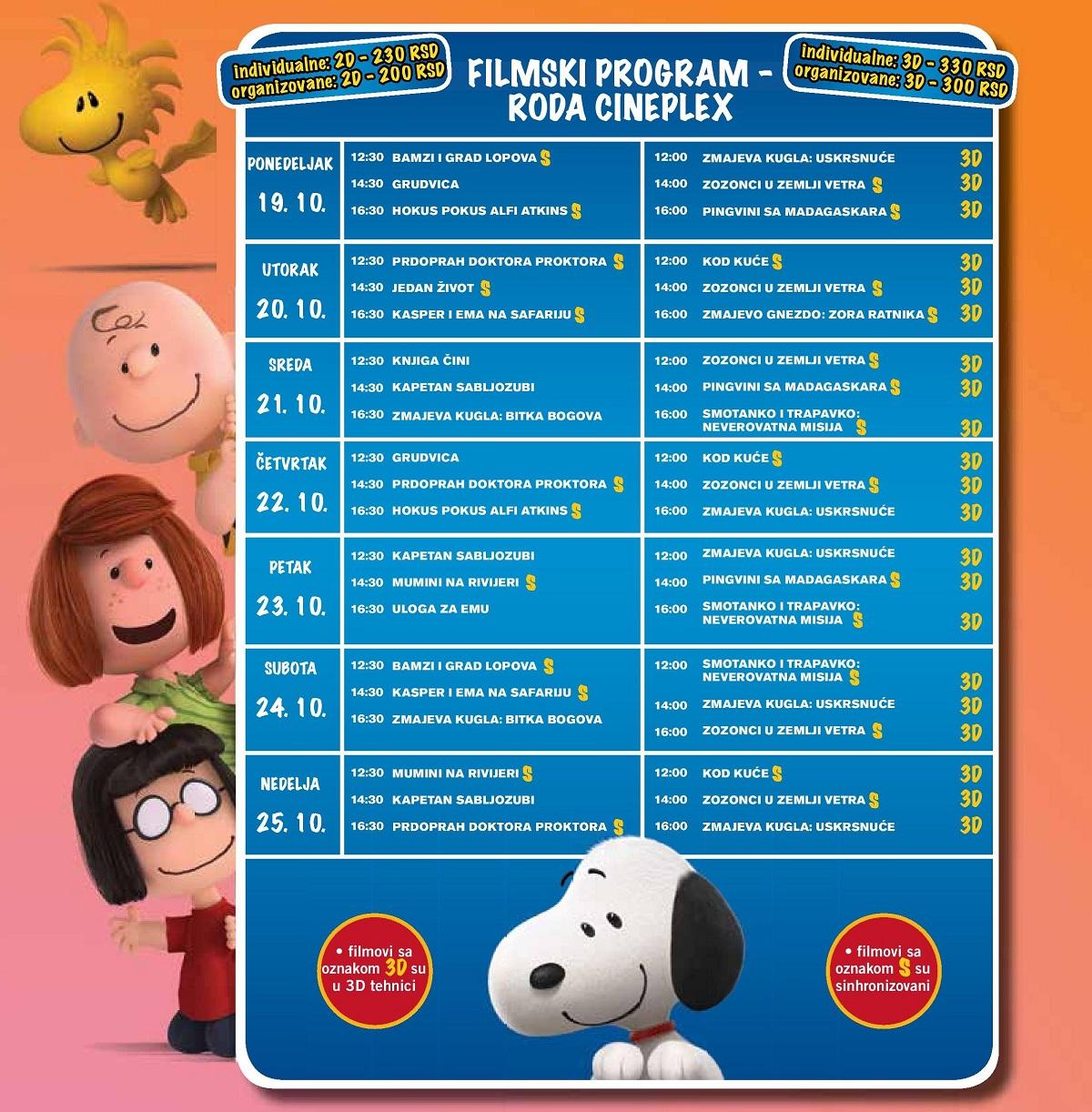 Kids Fest - Roda Cineplex