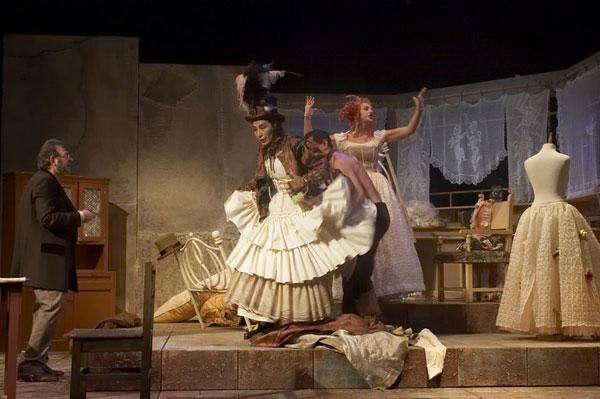Narodno pozorište: Steriji u čast