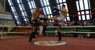 Svetsko prvenstvo u kik boksu