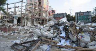 Trg Slavija - rekonstrukcija