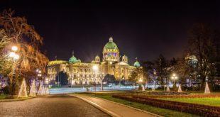 Ulice Beograda: Ukrasna rasveta