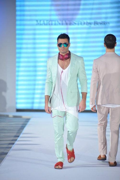 Beogradska nedelja mode: Gedžet za modnu pistu