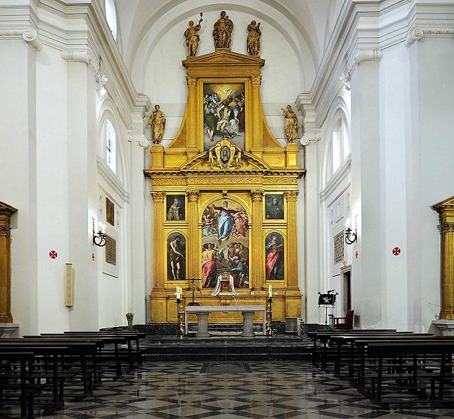 El Greko - Santo Domingo