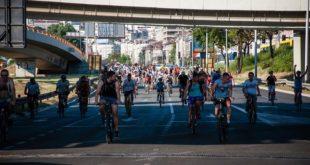 Ulice za bicikliste: Kritična masa