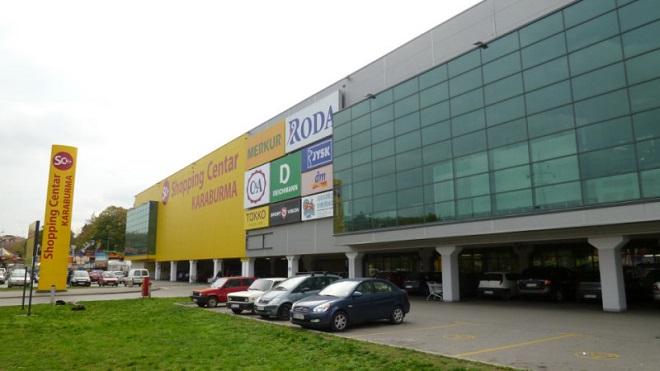 Shopping centar Karaburma