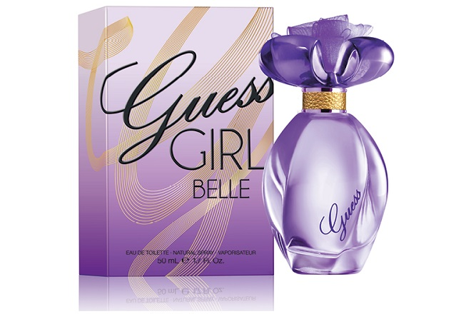 Šest parfema: 1. Gues Girl Belle