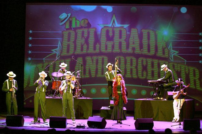 The Belgrade Dixieland Orchestra, 12. Novogodišnji koncert u Sava centru