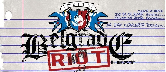 Belgrade Riot