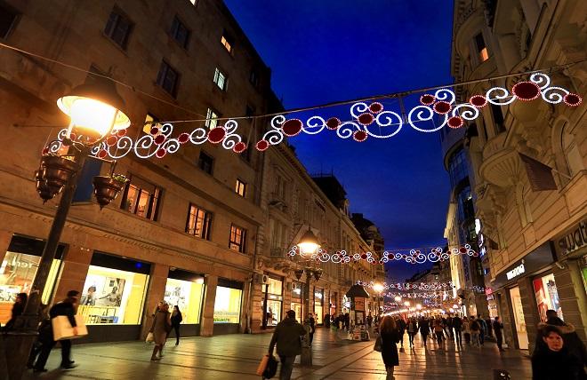 Beogradska zima - novogodišnji program