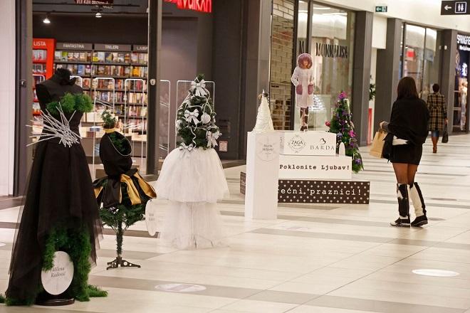 Projekat Designers Christmas Trees