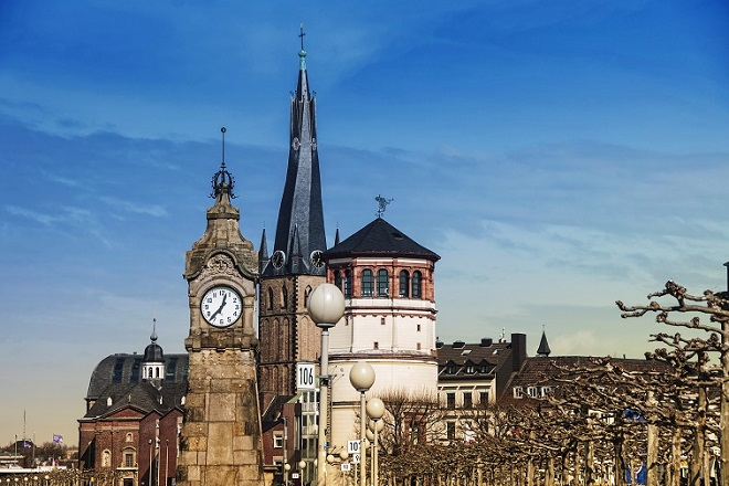 Diseldorf (foto: Shutterstock)