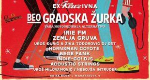 ExKluzivna beogradska žurka - doček Nove godine