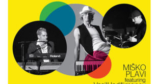 Miško Plavi Trio. Foto: Facebook / Miško Plavi Trio