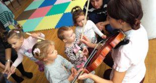 Novogodišnji muzički spektakl za najmlađe