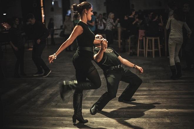 Mikser New Year's Fest - salsa (foto: Marija Piroški)