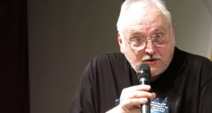 Slobodan Šijan na promociji knjige u Puli. Foto: YouTube screenshot