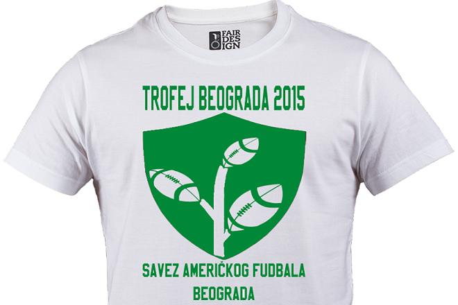 Trofej Beograda 2015. u američkom fudbalu