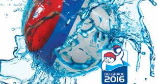 Evropsko prvenstvo u vaterpolu od 10. januara u Kombank areni