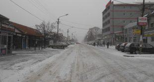 Zima u Beogradu - pada sneg
