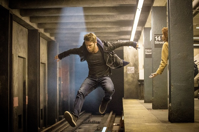 Pickbox: Jake McDorman - Limitless
