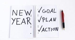 New Year's Resolutions – novogodišnje odluke (foto: Pixabay)