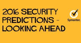 Symantec: Šta nas čeka u 2016 godini?