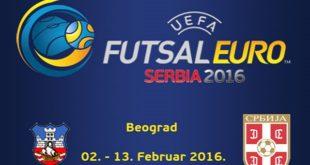 UEFA Futsal Euro 2016