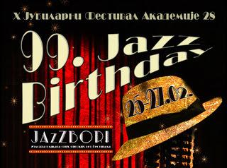 10. Rođendan džeza u Akademiji 28