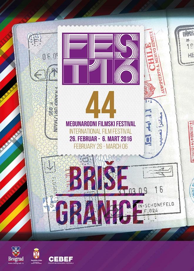 44. FEST - plakat